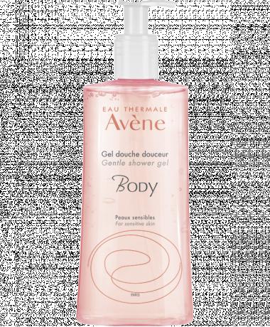 Avene Body Shower Gel