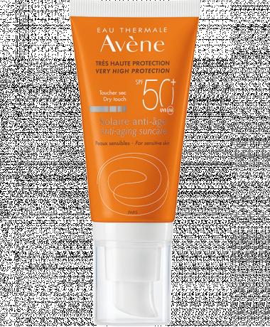 Avene spf50+ anti-aging suncare