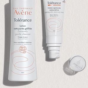 Intolerant skin