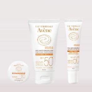 Sunscreens: Intolerant Skin