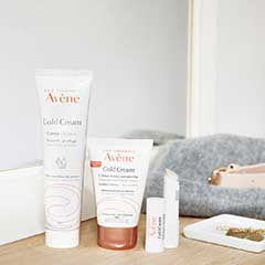 Eau Thermale Avène Cold Cream rutina