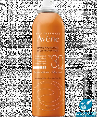 Eau Thermale Avène - Silky mist SPF 30