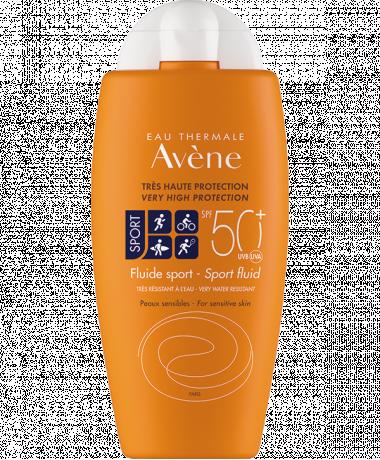 Eau Thermale Avène - Sport fluid SPF 50+