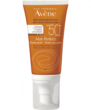 FLUIDE TEINTÉ MAT PERFECT SPF 50+