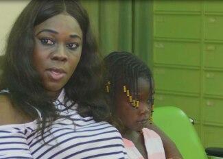 Maïmouna Diop : Maman de la petite Salimata nous raconte...