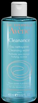 Cleanance Eau nettoyante purifiante