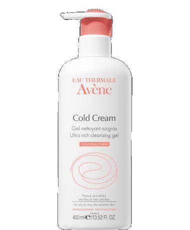 Gel nettoyant surgras Cold Cream