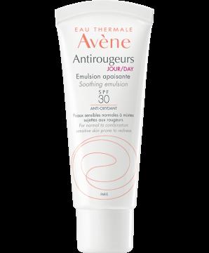 Antirougeurs Day Soothing Emulsion SPF30 - Kızarıklığa Eğilimli Hassas Ciltler için Nemlendirici