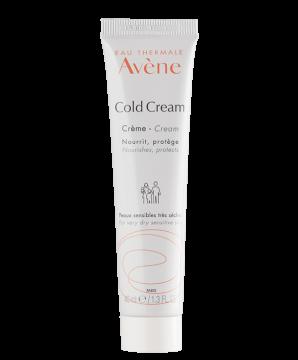 Cold Cream Crème - Kuru Ciltler için Nemlendirici