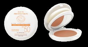 Compact Teinté SPF 50