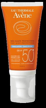 Emulsion 50+