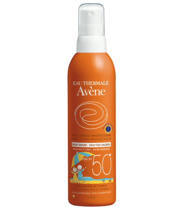 Spray 50+ Enfant