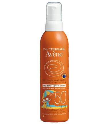 Spray 50+ Enfant
