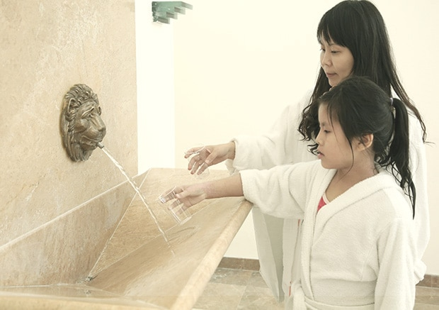 李小妹妹及媽媽