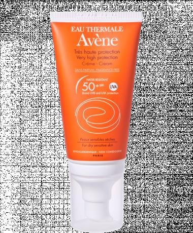 全效極護低敏防曬乳SPF50+(無香料)