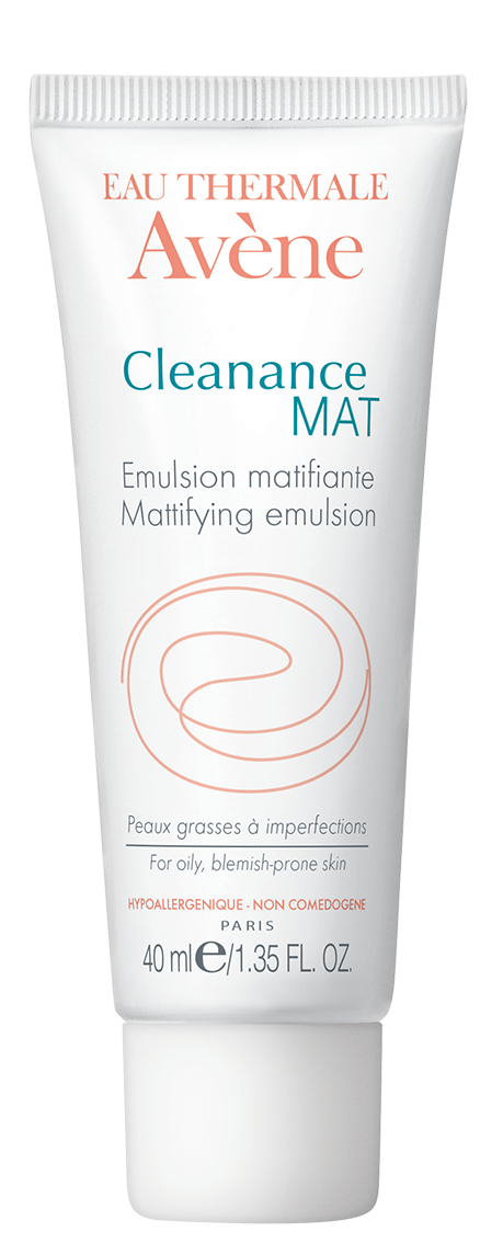 cleanance mat mattifying emulsion eau thermale av ne. Black Bedroom Furniture Sets. Home Design Ideas