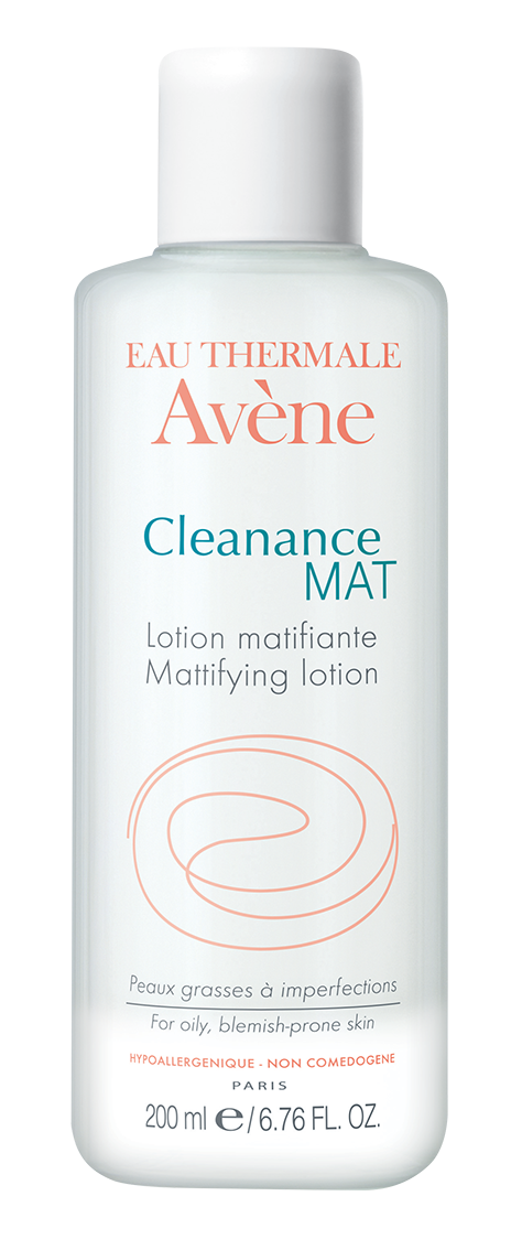 avene cleanance mat lotion