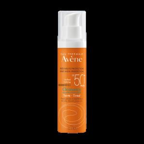Cleanance Tinted SPF50+ Sun Cream for Blemish-prone Skin
