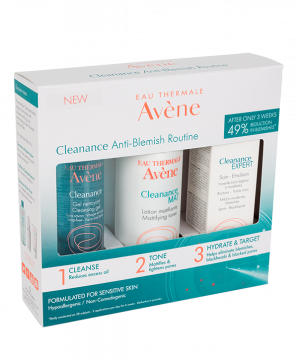 Cleanance Anti-Blemish Kit