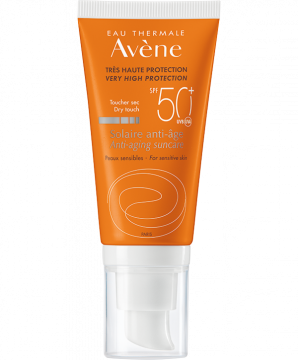 anti ageing suncare spf50
