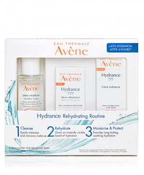 Hydrance Rehydrating Routine Kit