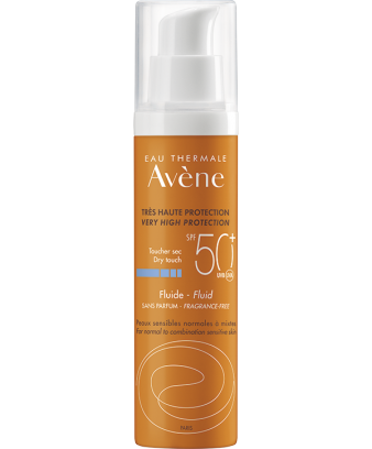 Very High Protection Fluid SPF 50+