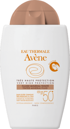 Tinted Mineral Fluid SPF50+