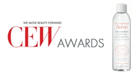 Micellar Lotion wins at the CEW Awards!
