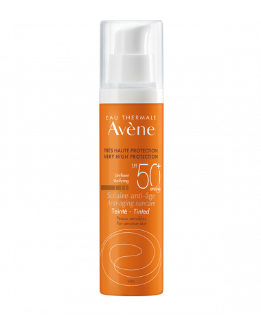 Very High Protection Suncare Anti-Ageing Tinted SPF50+