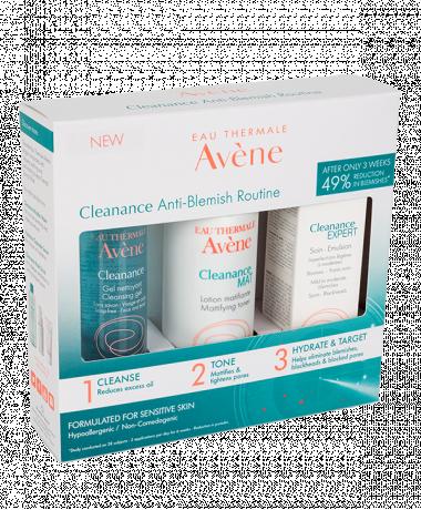 Cleanance Anti-blemish Kit