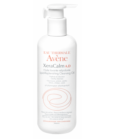XeraCalm A.D Cleansing oil