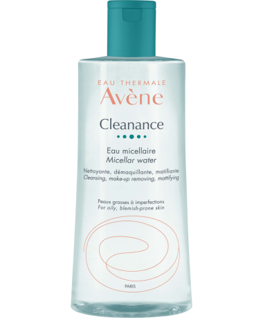 NEW Cleanance Micellar Water