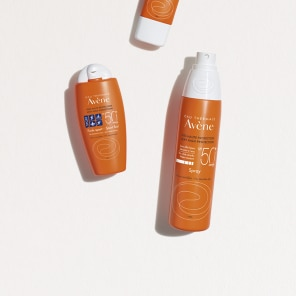 Sunscreens : Sensitive skin