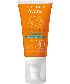 HIGH PROTECTION CLEANANCE SUNSCREEN SPF 30 50ML