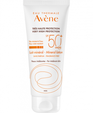 VERY HIGH PROTECTION MINERAL LOTION 50+
