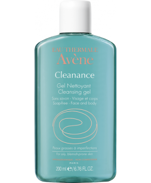 CLEANANCE CLEANSING GEL Gel rửa mặt giảm bóng nhờn