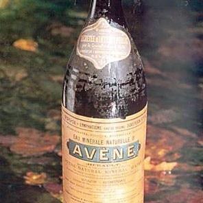 Avène, một lịch sử lâu đời