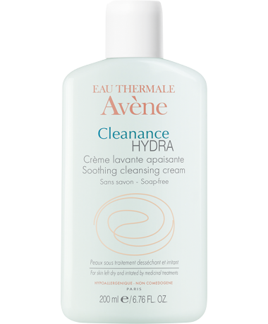 CLEANANCE HYDRA SOOTHING CLEANSING CREAM