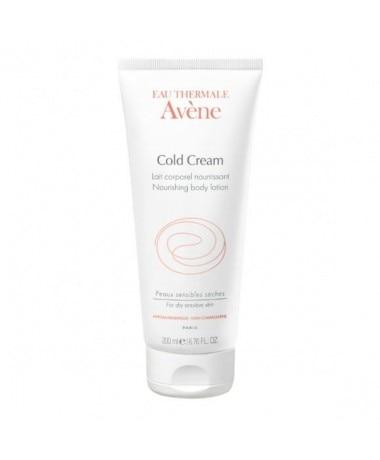 Emulsion corporelle Cold Cream
