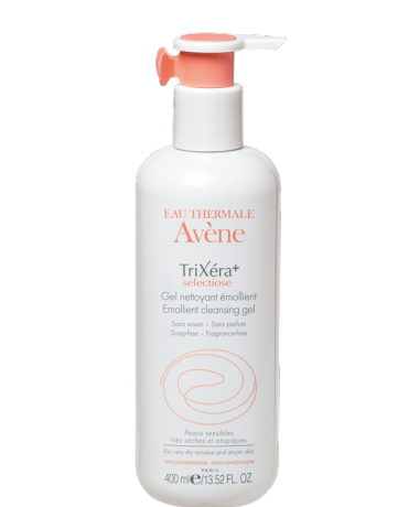 Trixera+ Selectiose Emollient Cleansing Gel