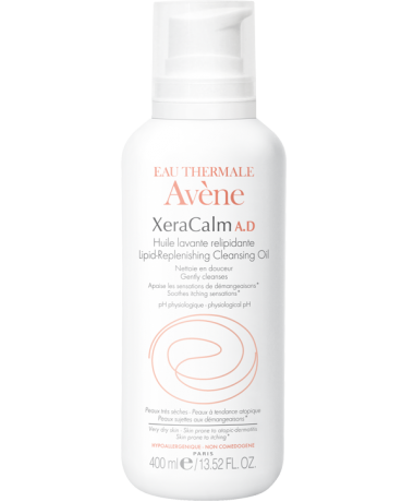 XeraCalm AD Lipid-replenishing Cleansing oil