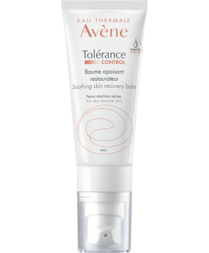 Hypersensitive, reactive skin. For dry skin.
