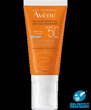 SPF50+ Anti-Aging Suncare
