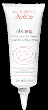 Crème zones localisées Akérat 30