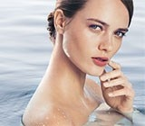 A perfectly hydrated skin with Hydrance Optimale