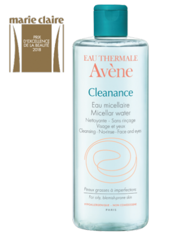 Cleanance Micellar Water