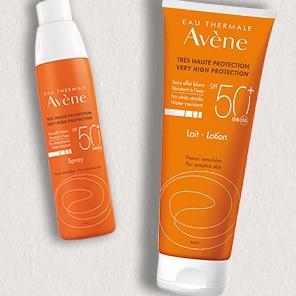 Sunscreens : Sensitive skins