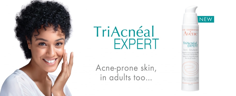 The EXPERT solution to adult acne