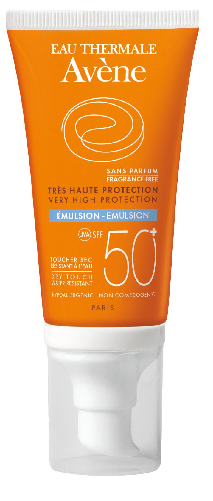SPF50+ Emulsion